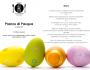 Pranzo di Pasqua - Il Menù